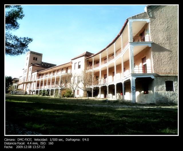 GC21VW4 Sanatorio de Espuña (Traditional Cache) in Región de Murcia ...