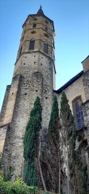 Eglise de Massat