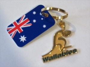 Australian Wallabies - Rugby World Cup 2011