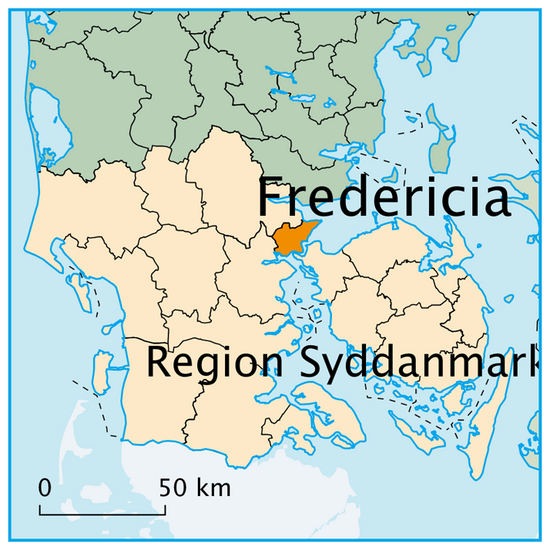 Dating i danmark Fredericia