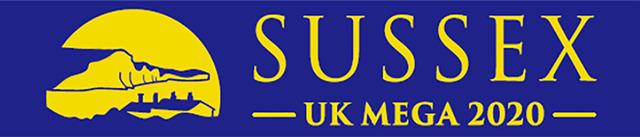 UK Mega Sussex 2020 Logo