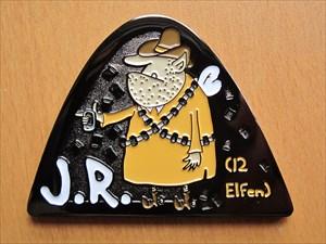 J.R. - 8. von 12 Elfen - Vorderseite