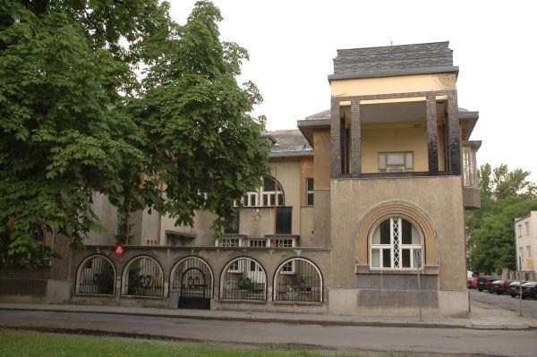 Vila Františka Kovaríka
