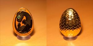 Dragon Egg Geocoin