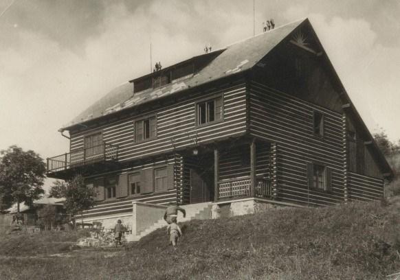 Chata pod Inovcom 1956