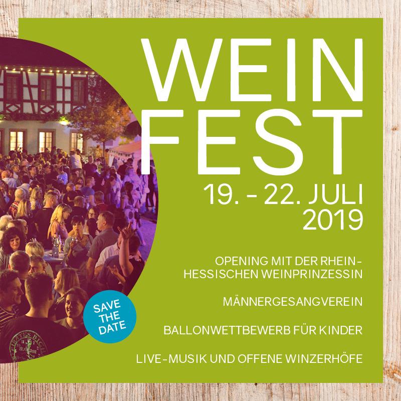 Weinfest Nackenheim 2019
