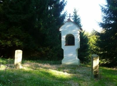 Kaple sv. Eustacha