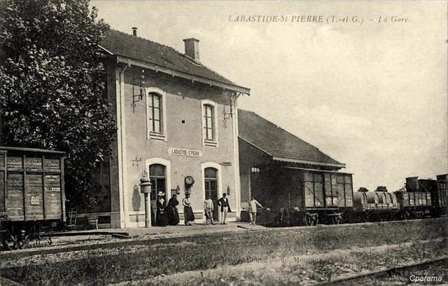 Gare de Labastide Saint Pierre