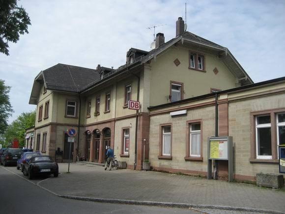 Rheinfelden (Baden) Station