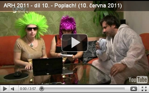 Videozpravodajství 10.6.2011 - klikem spustit