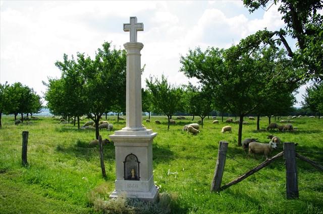 Croix de mission 1880