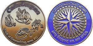 CacheDragons coin