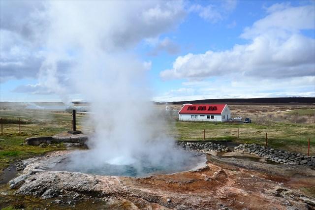 GC6J58V Baðstofuhver in Hveravellir – the unknown geyser