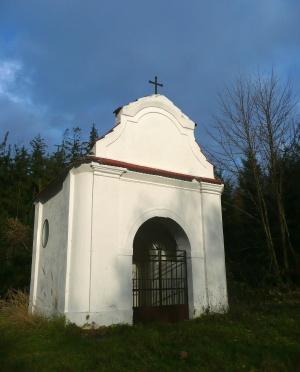Kaple sv. Blažeje