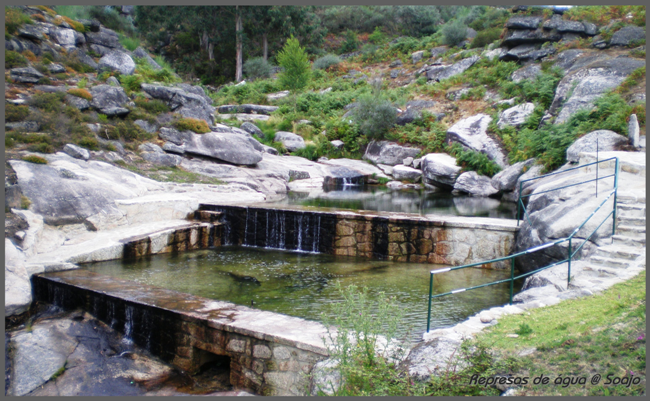 Represas de Água