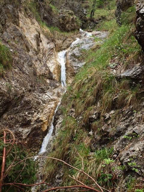 Prvi slap / First waterfall