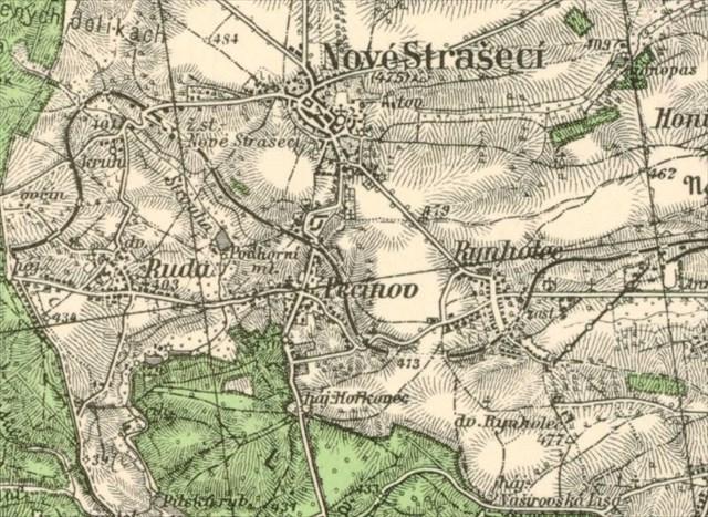 Třetí vojenské mapování, 1877