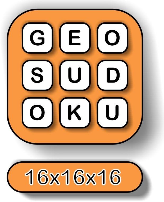 Sudoku Samouraï 16x16x16