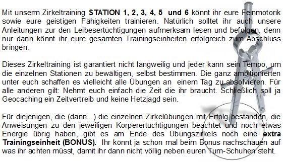 Station 1/1