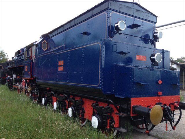 Gc59gpb Hrvatski Zeljeznicki Muzej Croatian Railway Museum Multi