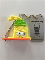 Surfing SpongeBob