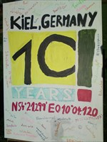 10 YEARS KIEL, The Logpicture