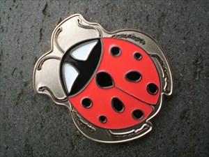 Blindschleiches Ladybug GC
