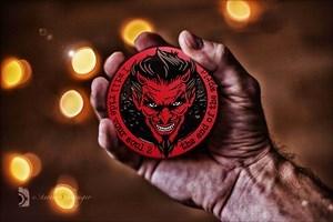 Devilz Ride Geocoin *AODHAN*