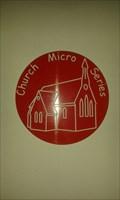 Church Micro Coin (Red no.29)