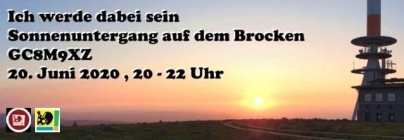 Brocken will attend