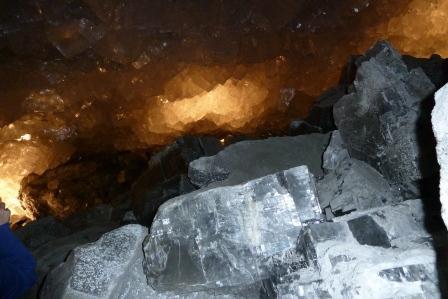 Kristalle / salt crystals