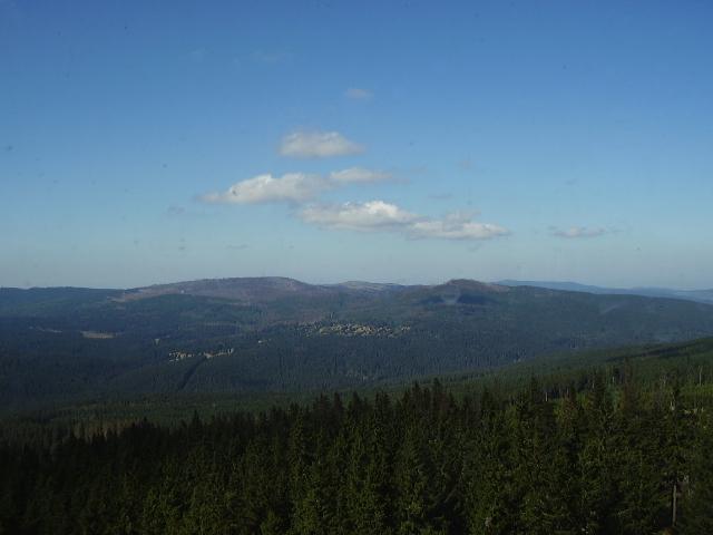 Panorama z poledníku