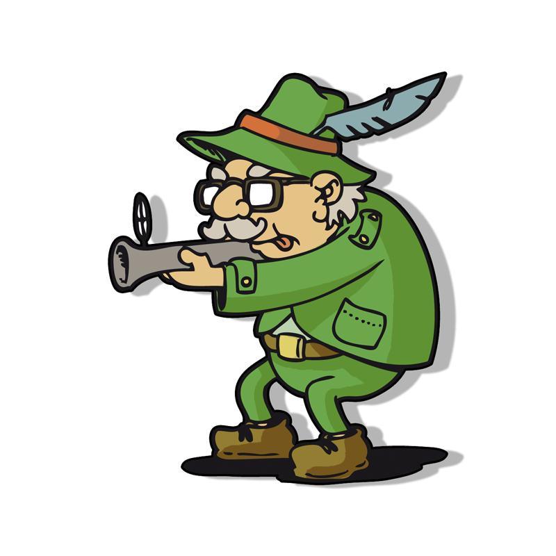 Gc23w7m Dieser Jäger Schießt Nicht Traditional Cache In Niedersachsen Germany Created By Radioaktivman