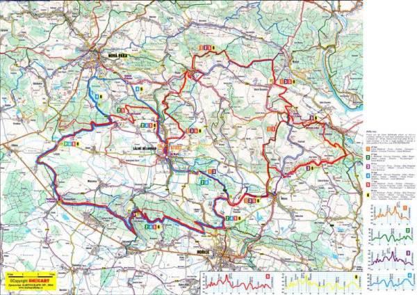 mapa detail