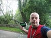 Self portrait with the cache
