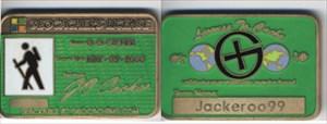 Jackeroo99's Geocacher Lizenz