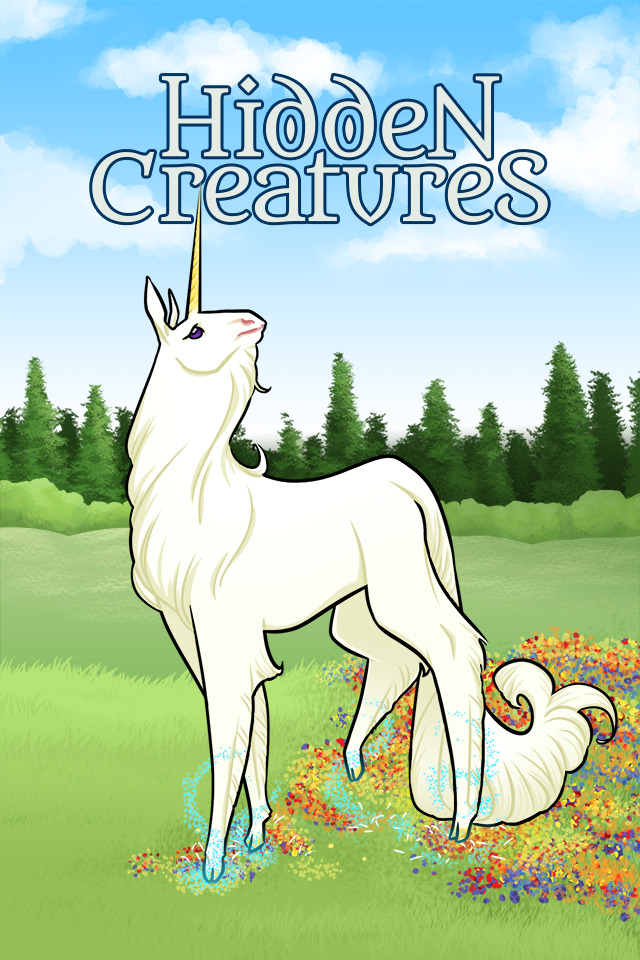 Hidden Creatures: Unicorn
