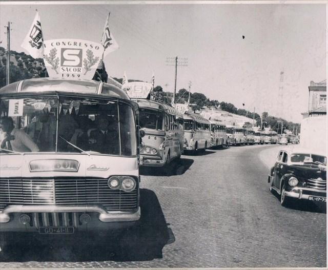 Bairro da Sacoor/Petrogal. 1º Congresso em 1959