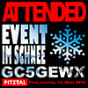 Event im Schnee / Event in the Snow