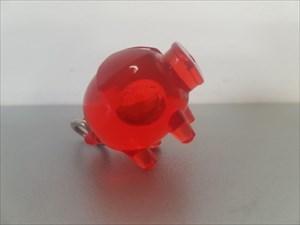 Red Racing Pig 2018