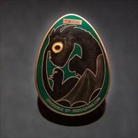 Dragon Egg (Copper/Black/Green)