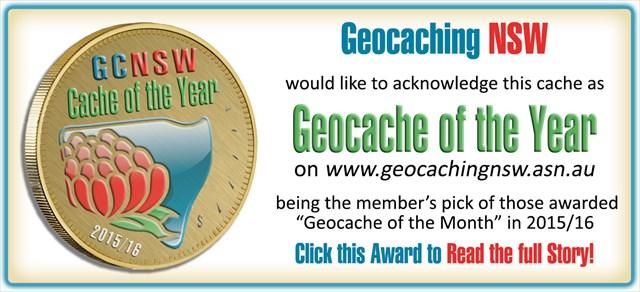 COTY Award 14-15