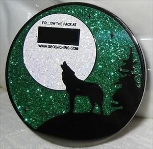 Der Wolf zu Weihnachten