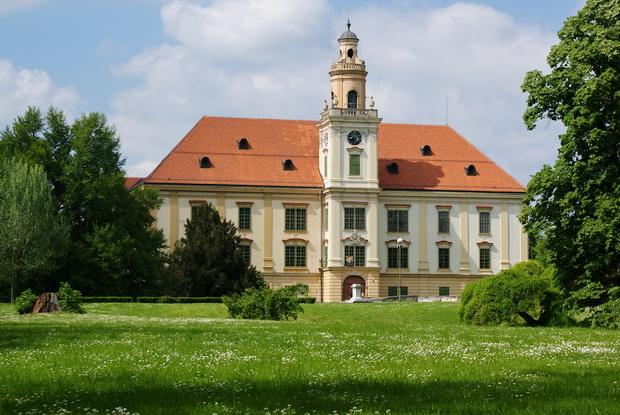 Castle Prandau Normann in Valpovo