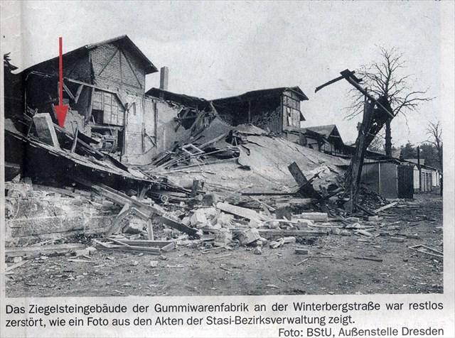 GC4877Q Kesselexplosion - reloaded (Multi-cache) in Sachsen, Germany ...