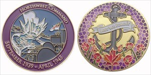 Remembrance Day 2016 Geocoin