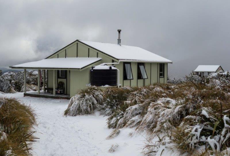 GC4DC7W Rangiwahia hut (Manawatu) (Traditional Cache) in North Island, New  Zealand created by edvern