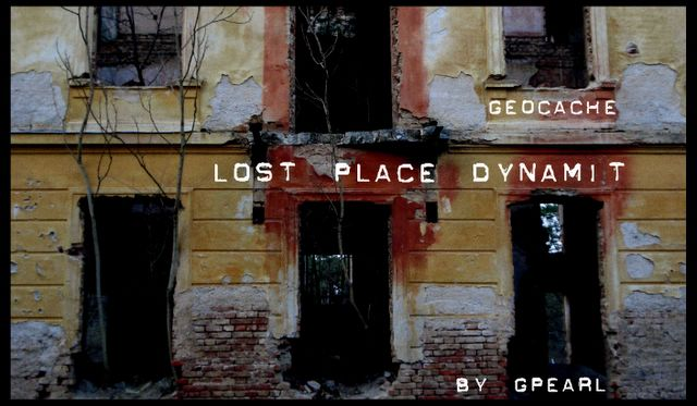 gczk6a lost place dynamit multi cache in nieder sterreich austria created by gpearl. Black Bedroom Furniture Sets. Home Design Ideas