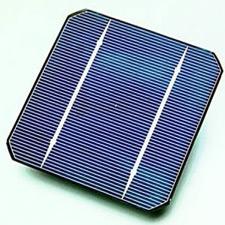 Křemíkový solární článek