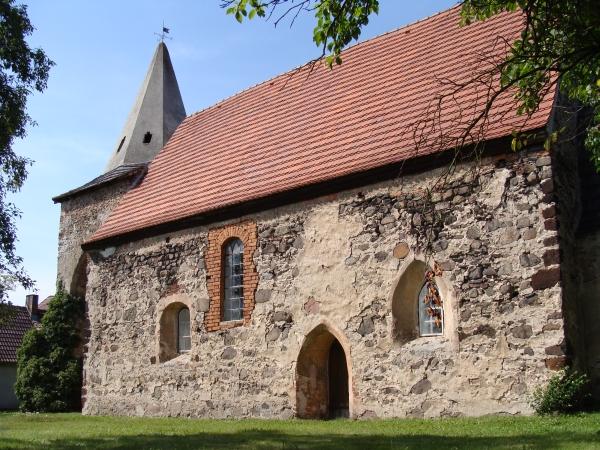 Kirche Walddrehna